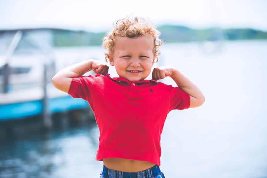 Yoga macht Kinder stark - 9 Gründe die dafür sprechen