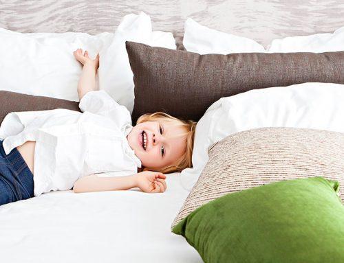 5 Tipps für ein entspanntes Abendritual mit Kindern