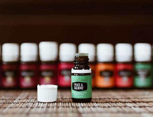 Aromatherapie – natürliche Entspannung für Kinder