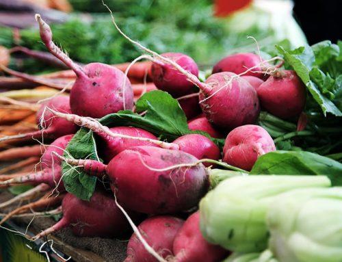 Warum der Besuch auf dem Wochenmarkt Kinder neugierig auf gesundes Essen macht