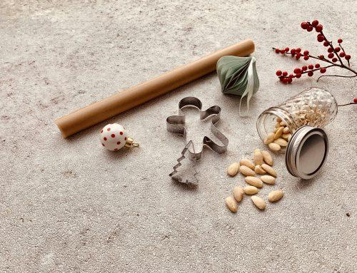 Gesunde Weihnachtsplätzchen: 3 einfache Rezepte mit Kindern