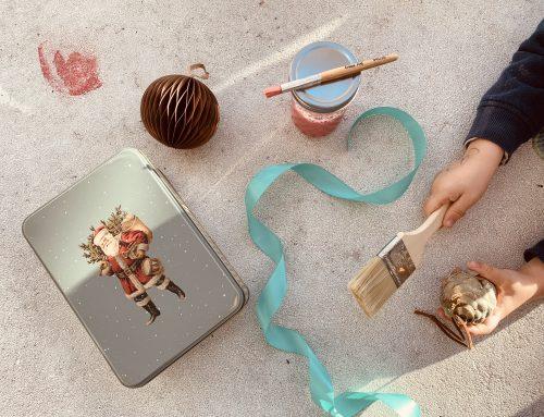DIY: 3 Bastelideen zur Weihnachtszeit mit Kindern