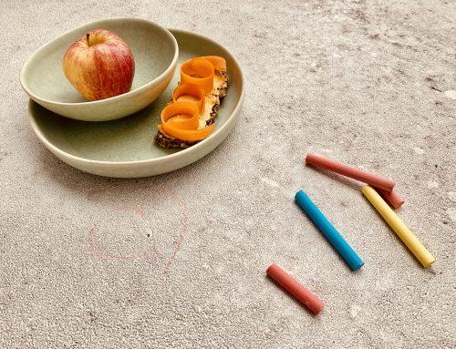 Schnelle gesunde Abendbrotideen für Kinder