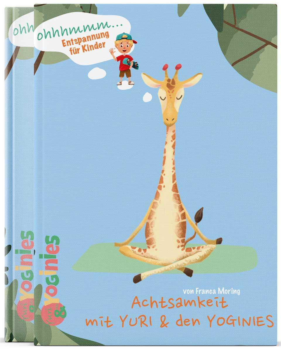 Yoginies-Buch-Cover